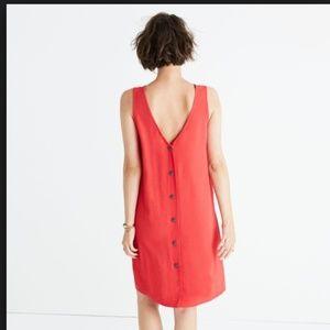 NWT Madewell Lakeshore dress x-small